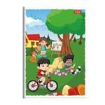 Caderno Brochurão Foroni II - Capa Flexível - 96 Folhas