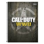 Caderno Call Of Duty - Game - 10 Matérias - Tilibra