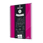 Caderno Canson (Oxford) 90g/m² - 80 Fls - Pink