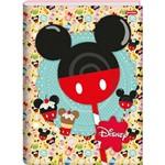 Caderno Capa Dura Brochura Disney Sweetie 96 Folhas Pacote com 05 Jandaia