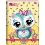 Caderno Capa Dura Brochura Fluffy 96 Folhas Pacote com 05 Jandaia