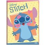Caderno Capa Dura Brochura Pequeno Stitch 60 Folhas Pacote com 5 São Domingos