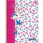 Caderno (capa Dura) Jolie Classic 96 Folhas Tilibra
