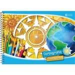 Caderno Cartografia Milimetrado 48 Folhas - Jandaia 992909