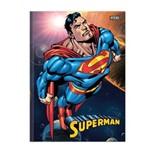 Caderno Costurado Superman - 96 Folhas