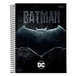 Caderno Dc Comics - Batman - 1 Matéria - Jandaia