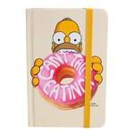 Caderno de Anotações Homer Simpson