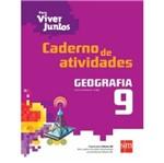 Caderno de Atividades - para Viver Juntos - Geografia 9 Ano - Sm