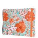 Caderno de Desenho A3 Garra Floral Sereno