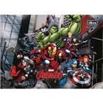 Caderno de Desenho Brochura Capa Dura Avengers 40 Folhas (Pacote com 5 Unidades) - Sortido