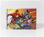 Caderno de Desenho Liga da Justiça