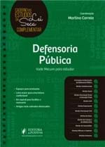 Caderno de Estudos da Lei Seca Complementar - Defensoria Pública (2019)