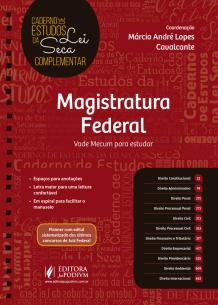 Caderno de Estudos da Lei Seca Complementar - Magistratura Federal (2019)