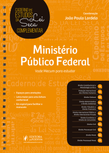 Caderno de Estudos da Lei Seca Complementar - Ministério Público Federal - MPF (2019)