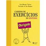 Caderno de Exercicios de Gratidao - Vozes