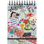 Caderno de Ideias 80 Folhas Isabela - Fina Ideia