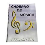 Caderno de Música Almeida Dias