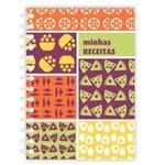 Caderno de Receita Gourmet Redoma 192 Folhas 15x21cm