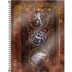 Caderno Espiral Game Of Thrones 96 Folhas - Tilibra