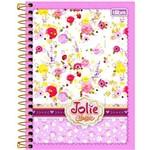 Caderno Jolie Classic 96 Folhas Tilibra