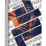 Caderno Musica Universitßrio 96fls. C Dura Foroni Pct.c/04