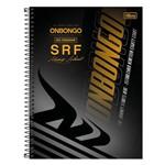 Caderno Onbongo - Srf - 160 Folhas - Tilibra