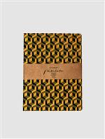 Caderno Premium Cubo Verde GG