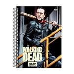 Caderno The Walking Dead - Negan - 1 Matéria - São Domingos