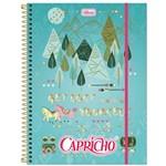 Caderno Top Digi Capricho 160 Folhas 5x1 - Tilibra