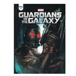 Caderno Top Guardians Of The Galaxy Universitário com Capa Dura Brochura - 96 Fls.-Tilibra ¿