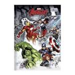 Caderno Univ. Costurado 48fls Avengers Tilibra