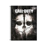 Caderno Universitário 96 Folhas - Call Of Duty