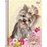 Caderno Universitário 96 Folhas Jolie Pet