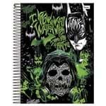 Caderno Universitário Batman Arkham Knight 1 Matéria Foroni 1015001