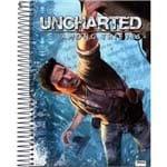 Caderno Universitário Capa Dura 200 Folhas 10 Matérias Foroni Playstation