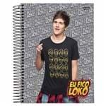 Caderno Universitário Christian Figueiredo 10 Matérias Jandaia 1024626