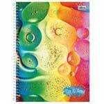 Caderno Universitário Cor e Arte 1 Matéria Tilibra 1003915