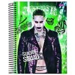 Caderno Universitário Espiral 10X1 200 Folhas Capa Dura Esquadrão Suicida Jandaia - Estilo 03