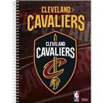 Caderno Universitário Espiral Cleveland Cavaliers 96 Folha