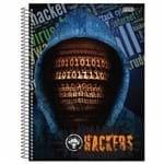 Caderno Universitário Hackers 1 Matéria São Domingos 240733