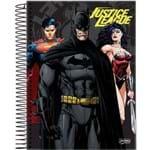 Caderno Universitario - Liga da Justiça - 200 Folhas