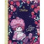 Caderno Universitário - Moranguinho Vintage - 200 Folhas