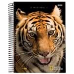Caderno Universitário National Geographic 10 Matérias Jandaia 1027725