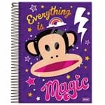 Caderno Universitário Paul Frank 1 Matéria Foroni 1006470