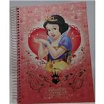 Caderno Universitario Princesas 10x1 200 Fls Tilibra
