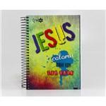 Caderno Universitário Sortido - Jesus