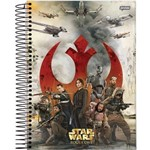 Caderno Universitario - Star Wars Filme - 200 Folhas
