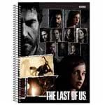 Caderno Universitário The Last Of Us 1 Matéria São Domingos 1020733