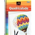 Caderno Universitário Tilibra Quad Cd 10 X 10 096 Fls 115555