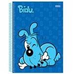 Caderno Universitário Turma da Mônica Pets 15 Matérias São Domingos 240726